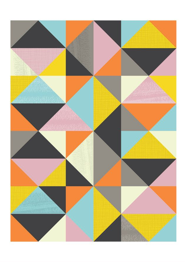 18 Modern Abstract Art Geometric Designs Images