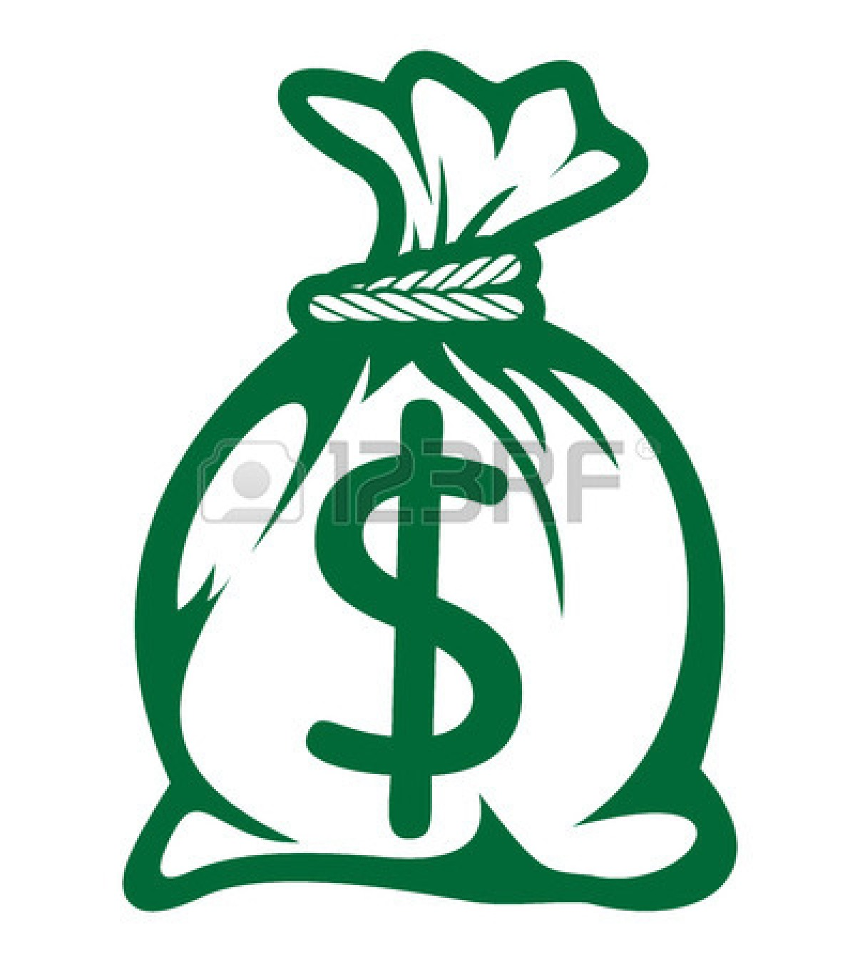 Money Bag Clip Art Free