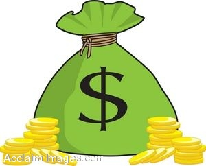Money Bag Clip Art