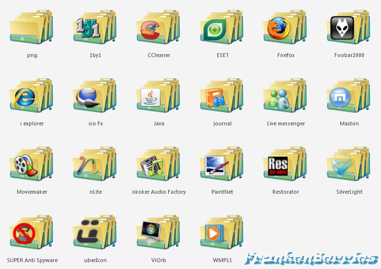 19 My Apps Icons Images