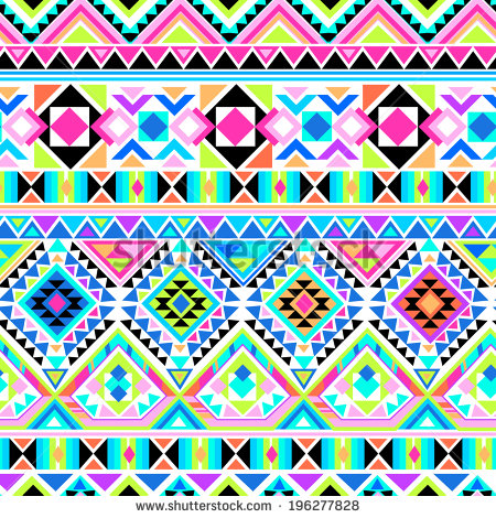 13 Neon Pattern Design Vector Images