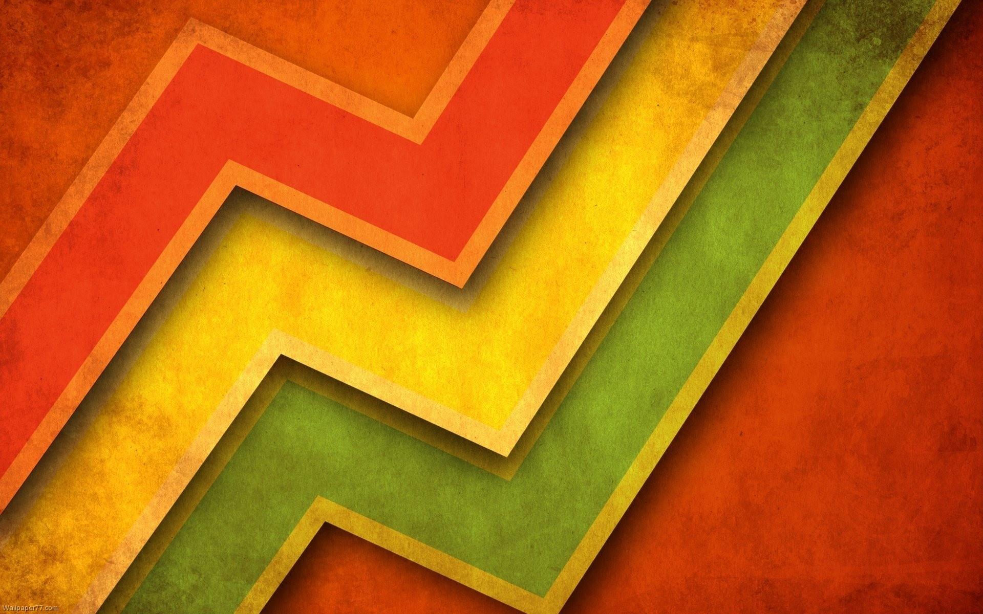 Orange Background Design Vector