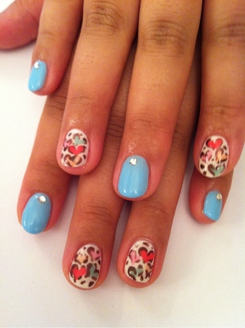 Pretty Nail Design Ideas for Summer