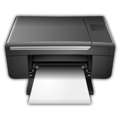 16 Printer Icon Set Images