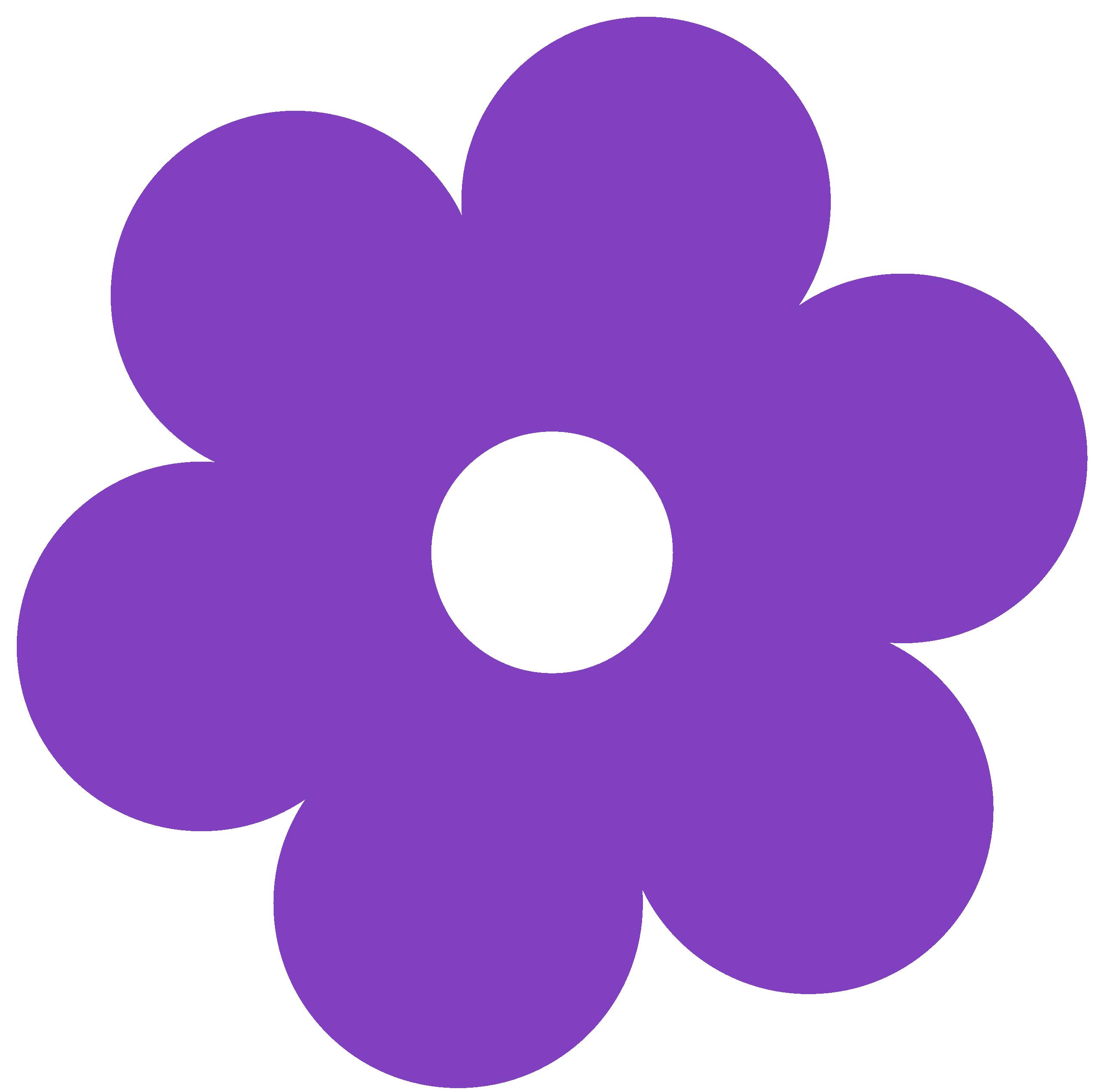 Retro Flower Clip Art