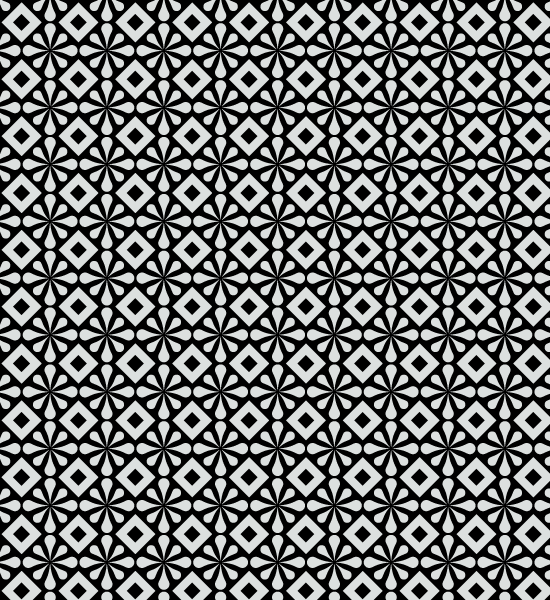 Simple Black and White Patterns