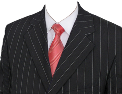 Suit Template Photoshop