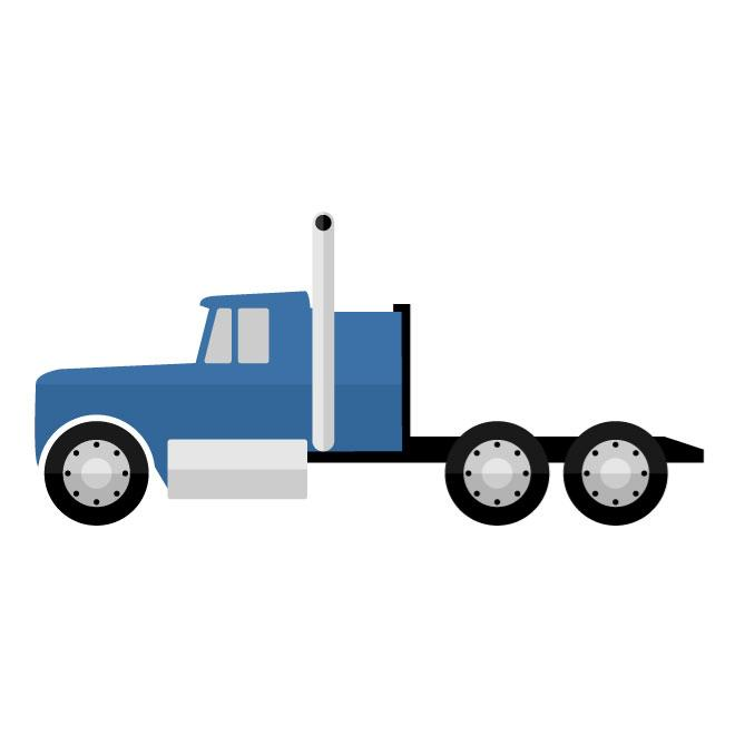 12 Truck Vector Art Images
