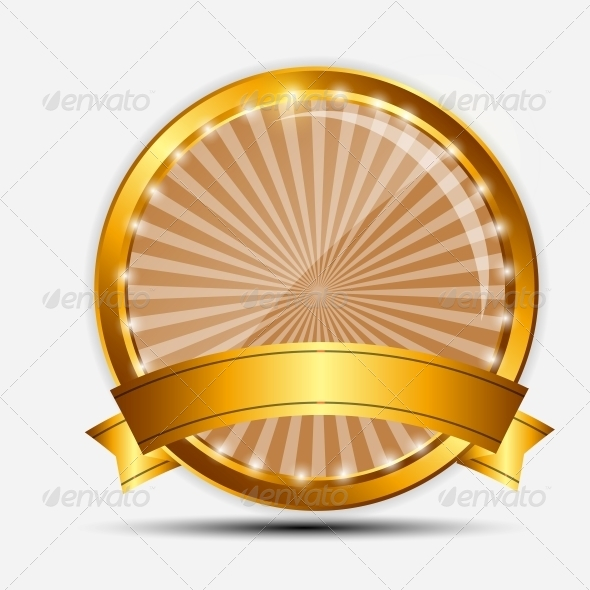 8 Gold Label Vector Images