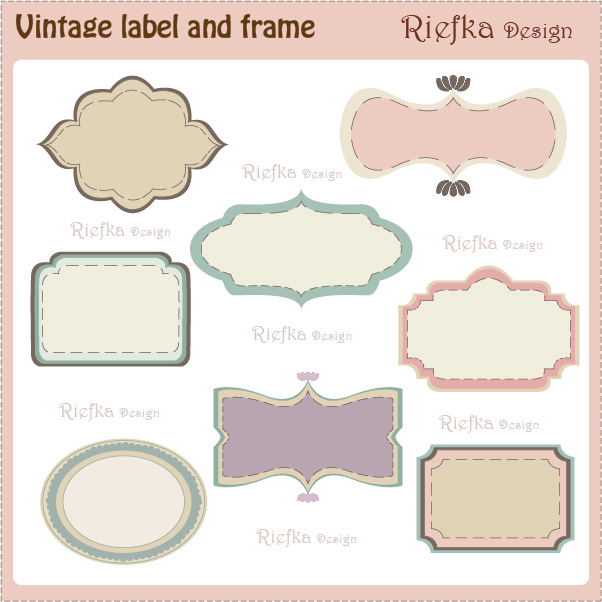 post it labels templates - 19 vintage label template images free vintage tag label