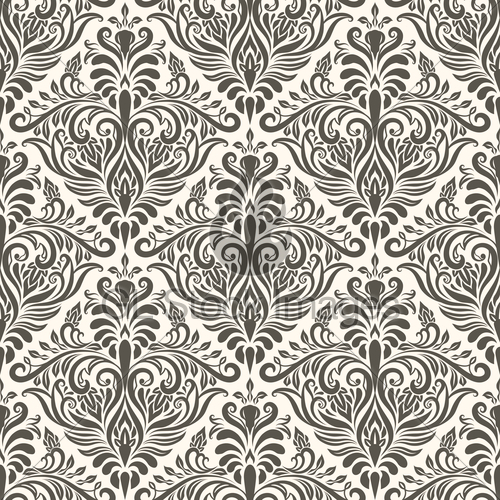 Vintage Seamless Vector Patterns