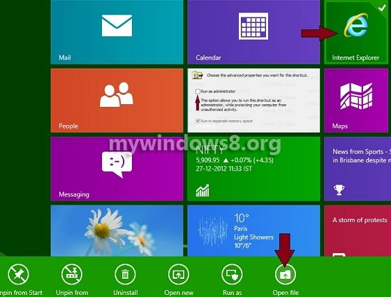 8 Windows Phone 8 Icon File Locations Images