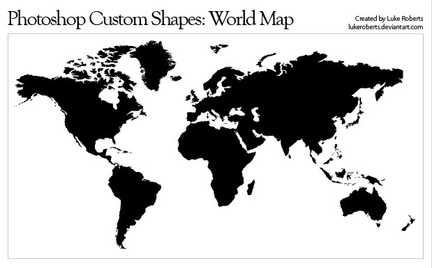 9 flat world map vector images free vector world map world map world map silhouette vector gumiabroncs Choice Image