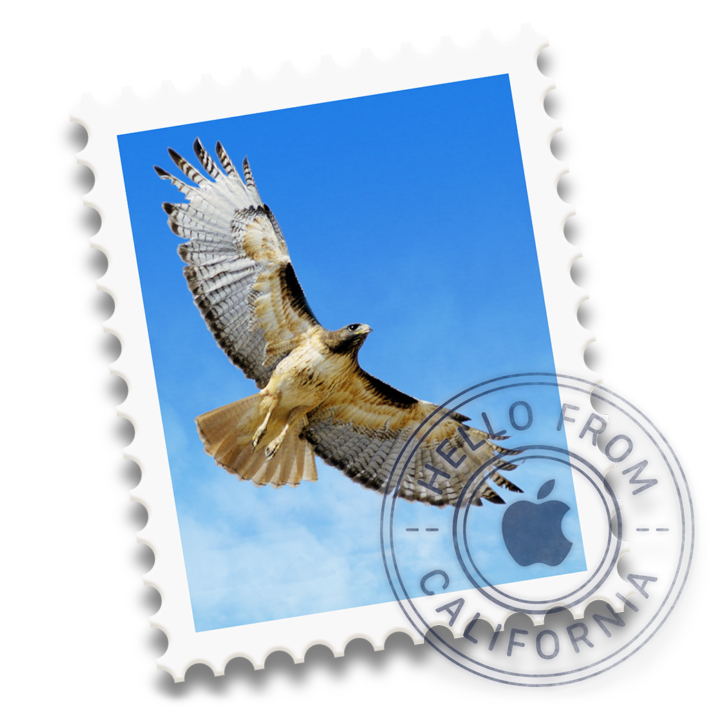 13 Yosemite Mail Icon PNG Images