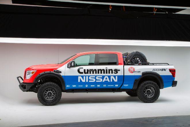 15 Icon Vehicle Dynamics Titan XD Images