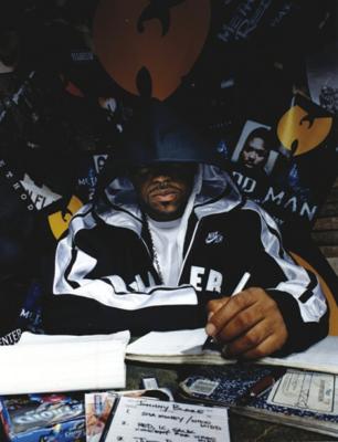 Aka Johnny Blaze Method Man