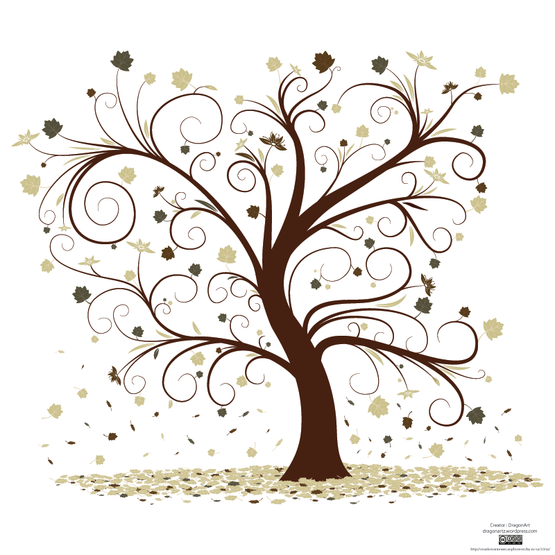 18 Vector Tree Designs Images