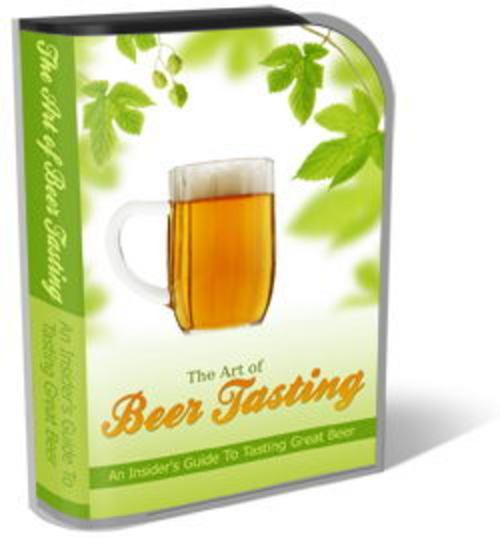 Beer Tasting Template