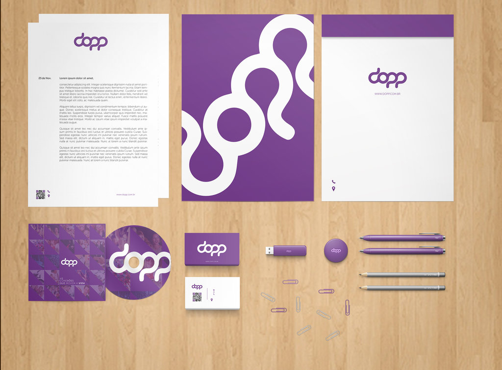 14 Free Stationery Mock Up Psd Images