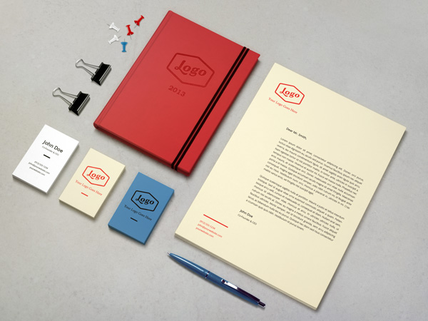 Branding Mock-Up PSD