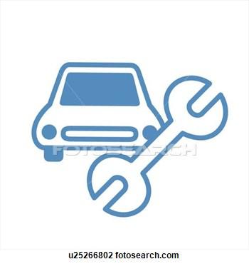 Car Repair Shop Clip Art