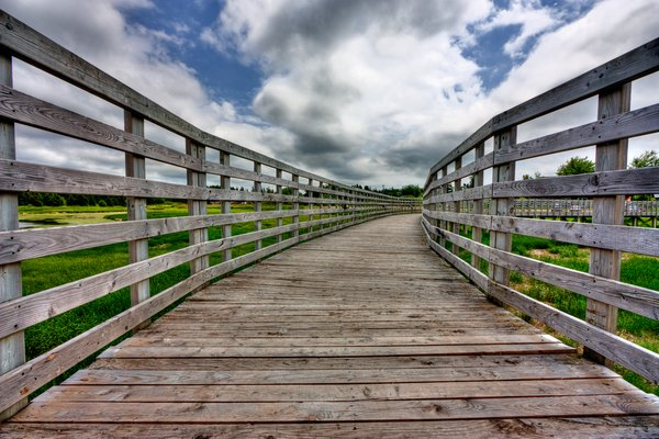 Country Wooden Bridges