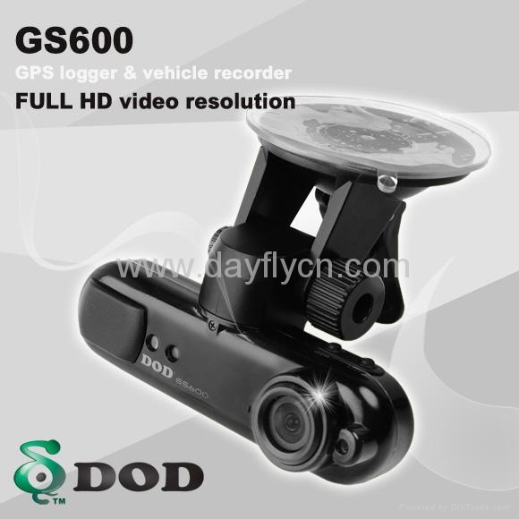 Dash Cams with GPS Tracking