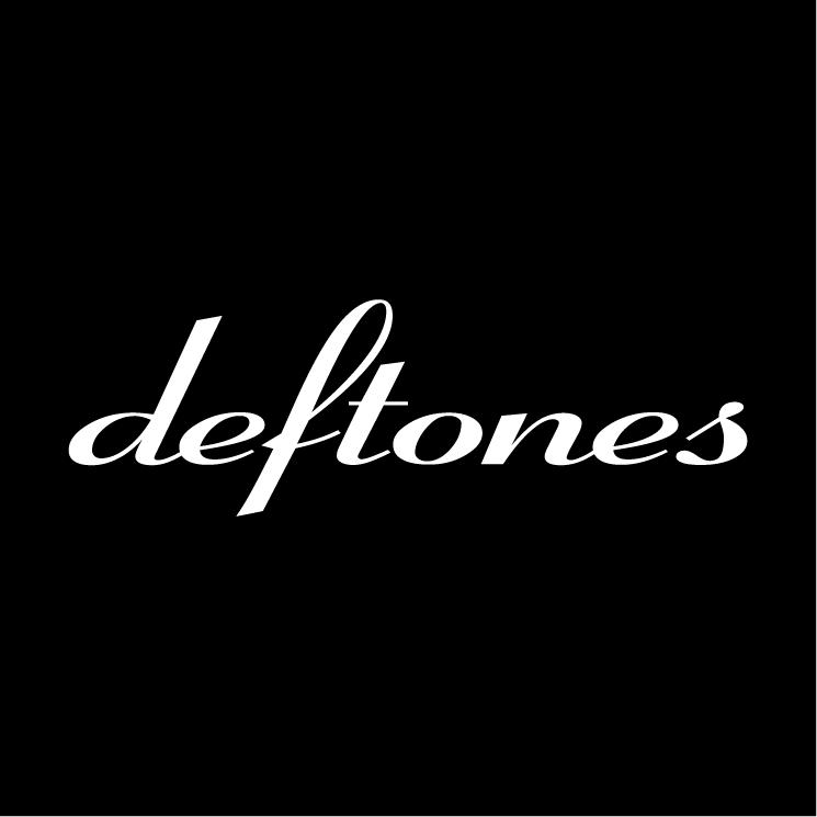 12 Deftones Logo Font Images