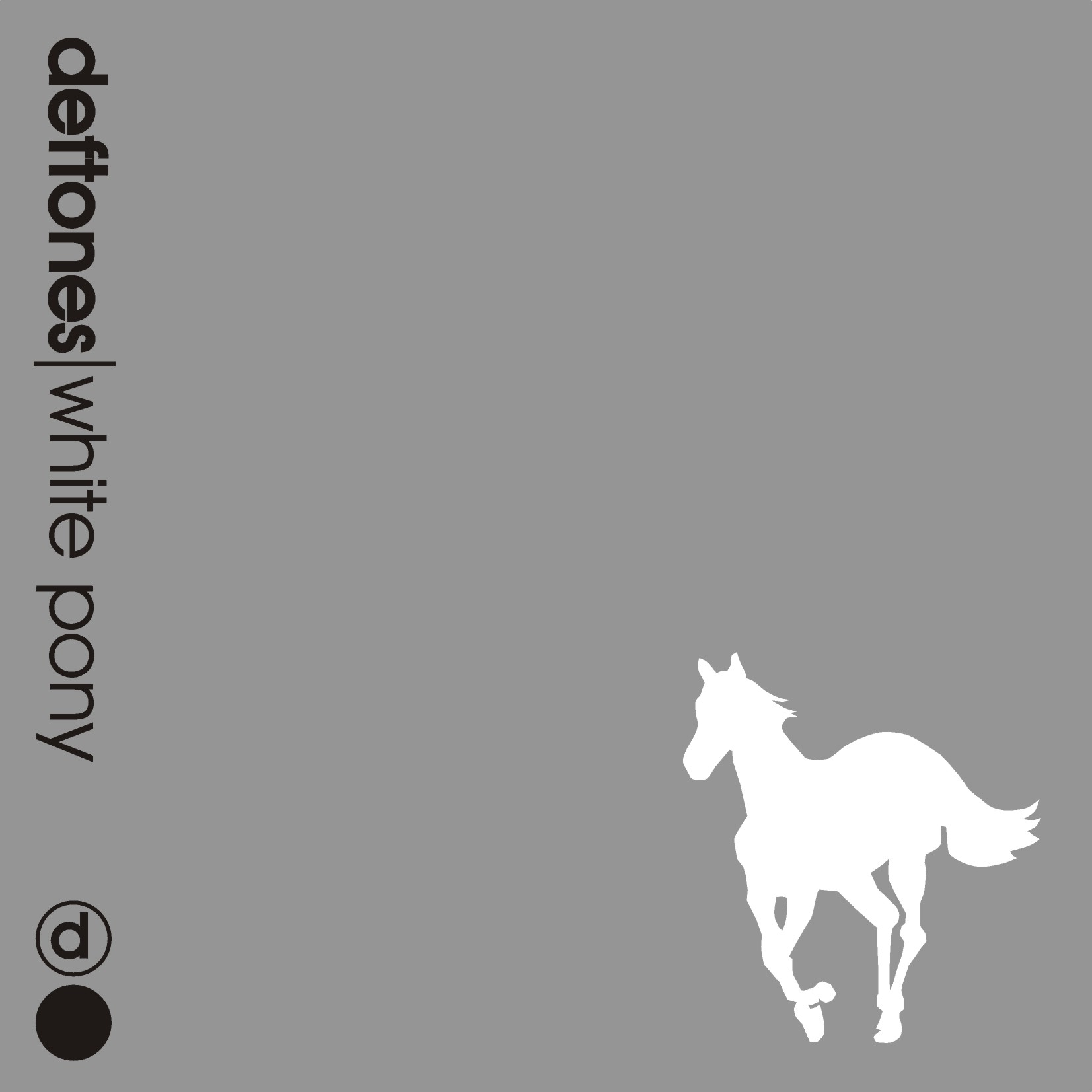 Deftones White Pony Album Cover