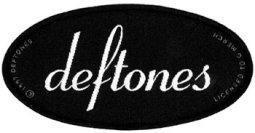 Deftones White Pony Font