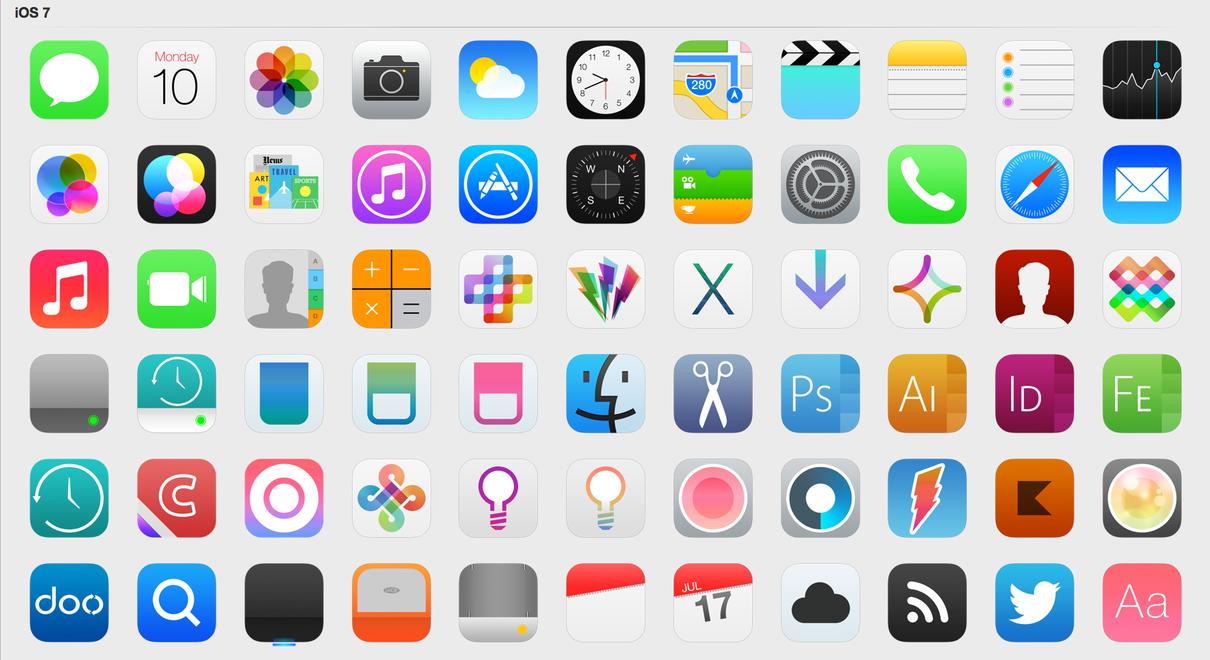 Icon erstellen