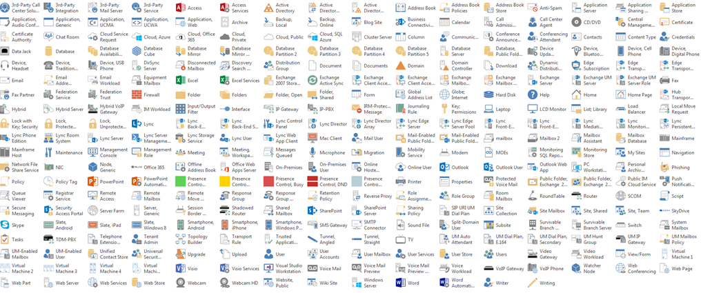 17 Free Visio Icons Images - Free Visio People Shapes, Free Visio
