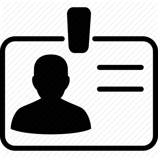 Employee Badge Icon