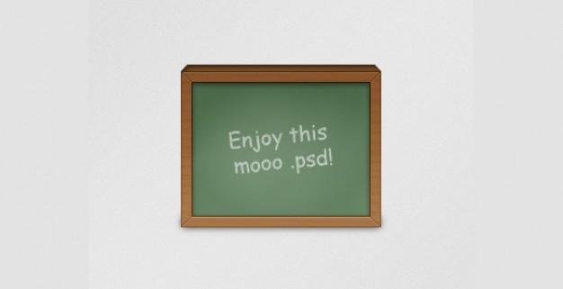 Favorite Free Chalkboard Icon