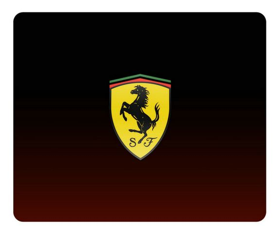 Ferrari Mouse Pad