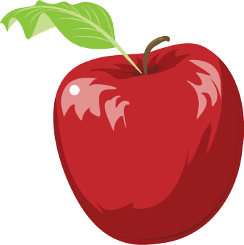 11 Apple Vector Art Images