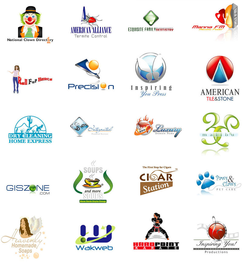 13 Free Logo Design Ideas Images - Free Logo Design, Free