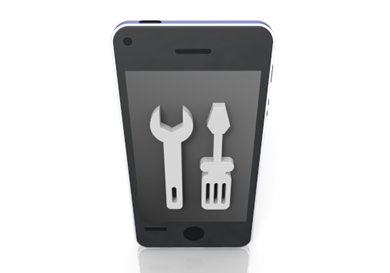 Free Cell Phone Repair Clip Art