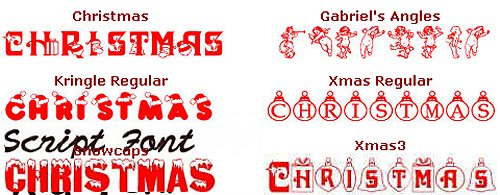 Free Christmas Fonts.13 Windows Download Free Christmas Fonts Images Free