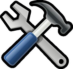 15 Maintance Icon Clip Art Images