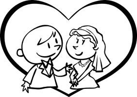 Free Wedding Clip Art
