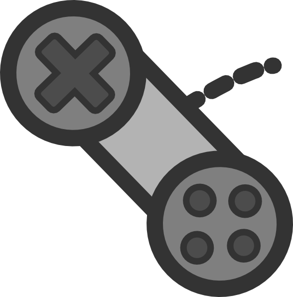 Game Controller Clip Art
