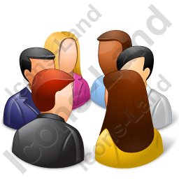Group Meeting Icon