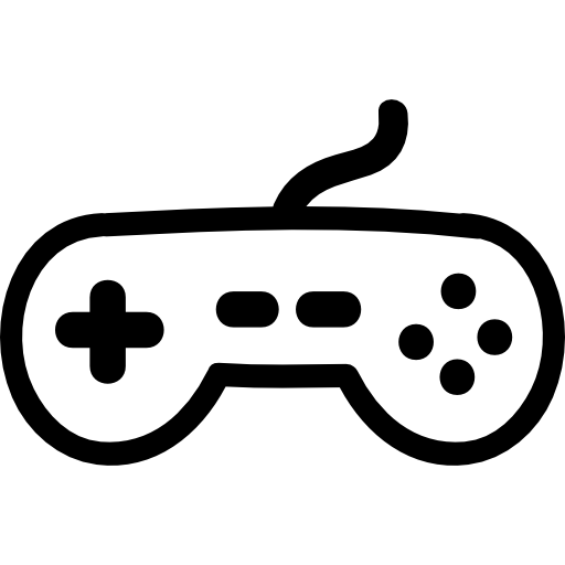 9 Cartoon Game Controller Icon Images