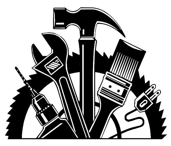 15 maintance icon clip art images free clip art auto repair shop design layout examples Auto Repair Logo Design