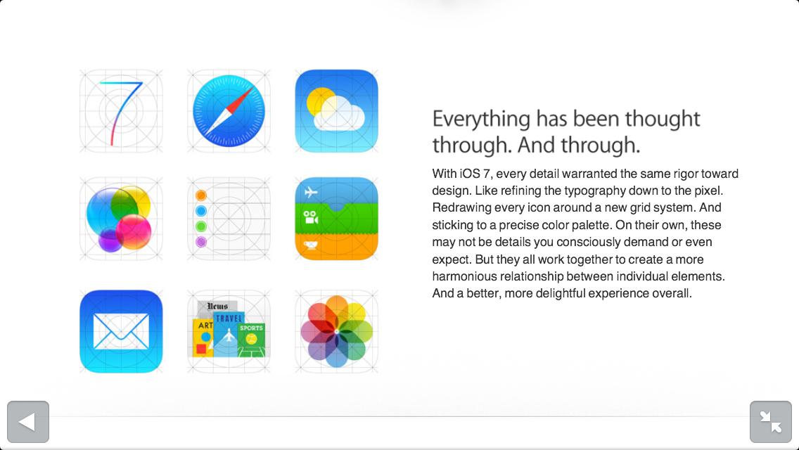 iOS 7 iPhone Phone Icon