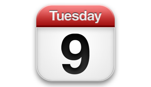 9 Calendar App Icon Images