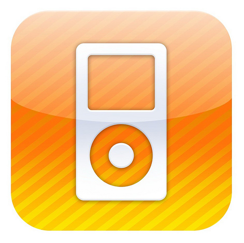 iPhone iPod Icon