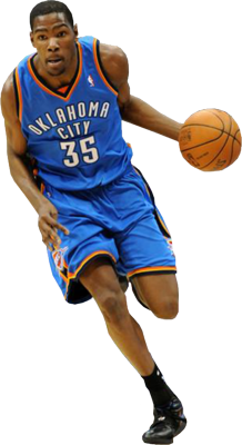 12 Kevin Durant PSD Images