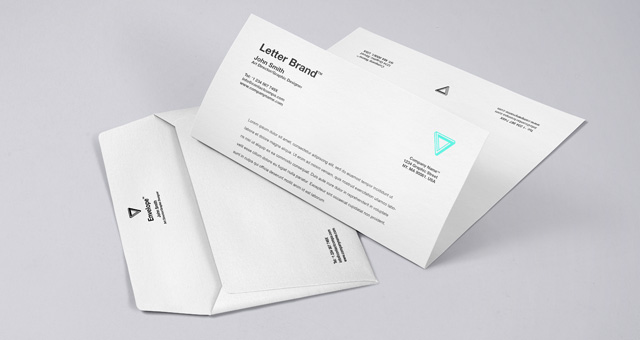 Letter Envelope Template